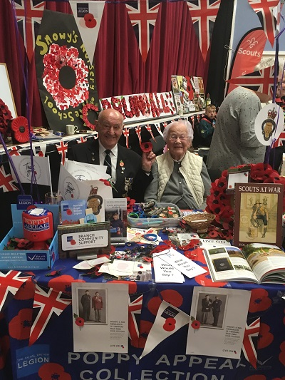The RBL stall
