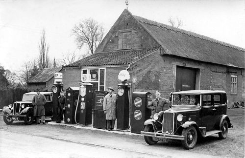 The Manor Garage, Brundall